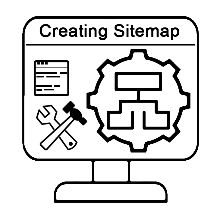 creating sitemap